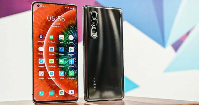 OPPO'nun akıllı telefonu Find X2 görücüye çıktı