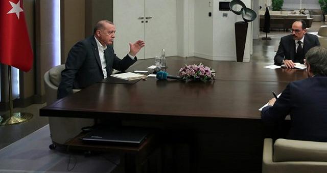 Cumhurbaşkanı Erdoğan Bakan'ı böyle uyardı: Yanlış yapıyorsun..