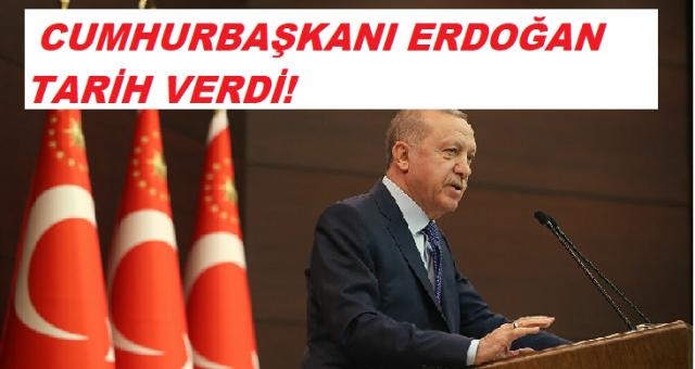 Cumhurbaşkanı Erdoğan: Bu süreçten en az hasarla çıkacağız