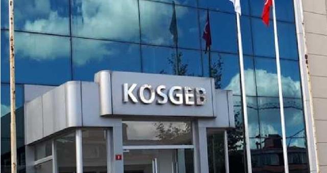 KOSGEB kredilerine hükümetten yeni güncelleme
