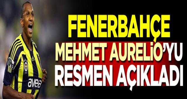 Fenerbahçe'den Mehmet Aurelio açıklaması