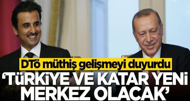 Birleşmiş Milletler tüm dünyaya duyurdu: Türkiye ve Katar merkez olacak
