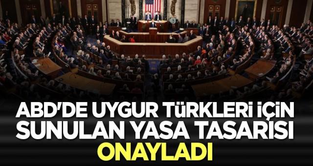 ABD Uygur Türkleri için Çin'e yaptırım uygulayacak