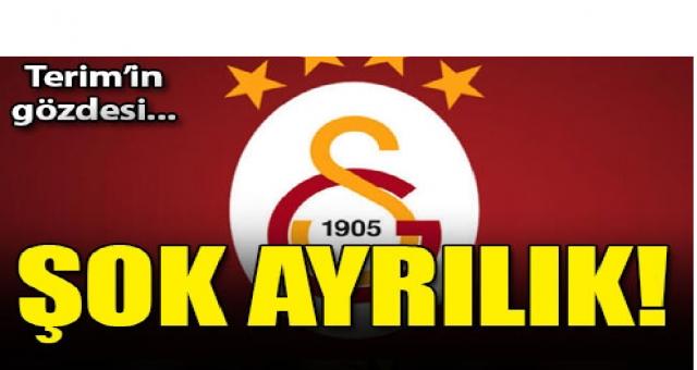 Galatasaray'da ilk ayrılık: Yunus Akgün, Serie A yolcusu