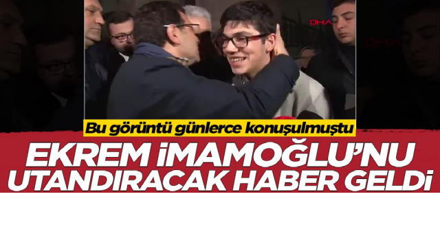 Ekrem İmamoğlu'nu utandıracak haber geldi