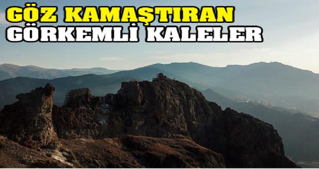 Yurdumuzda bulunana ve binlerce yıldır ayakta duran tarihi, ve görkemli kaleler