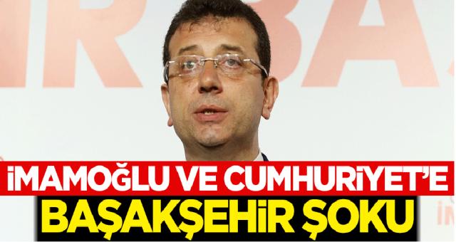 Göksel ortaladı, Erdoğan indirdi, Okan Buruk vurdu başakşehir şampiyon