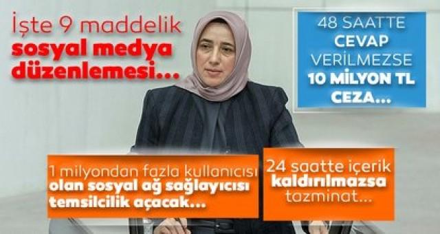 10 milyon lira ceza: Sosyal medya düzenlemesi mecliste. Küfür,ve hakaret eden yandi