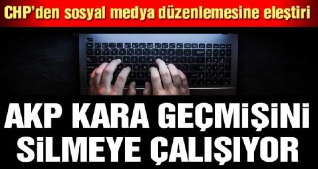 ADIGÜZEL: AKP'NİN YOLSUZLUKLARINA ERİŞİM ENGELLENECEK