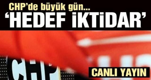 CHP de diktatörlük seçimi