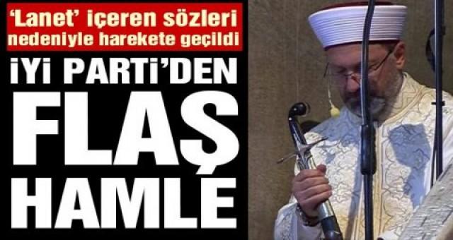 Sözde ülkücü Aytun Çıray Ayasofya'nın açılışını hazmedemedi prof.dr.Ali Erbaş hakkında suç duyurusunda bulundu