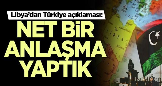 Türkiye bizim kardeş ve Dost ülkemizdir