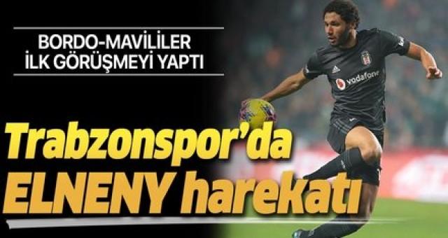 Trabzonspor'da Elneny harekatı! Bordo-Mavililer, Arsenal ile ilk görüşmeyi yaptı