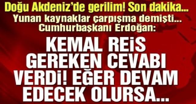 Kemal reis'ten Yunanistan'a ilk Tokat