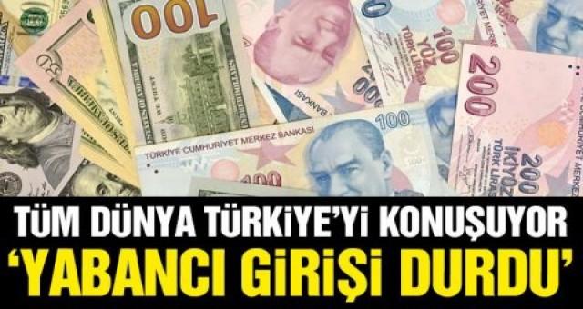 Yabancı medya ve finans şirketleri avuçlarıni ovuşturarak Türkiye'yi izliyorlar. Ama hüsrans ugrayacaklar