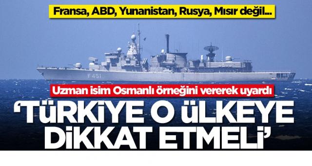 RUSEN Başkanı Salih Yılmaz uyardı: Türkiye o ülkeye dikkat etmeli