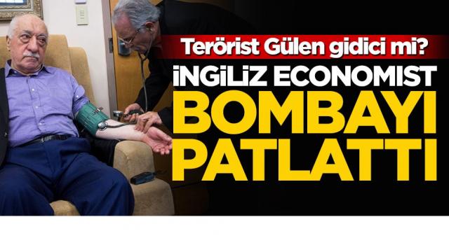 Gülen ölüyor mu? İngiliz Economist bombayı patlattı