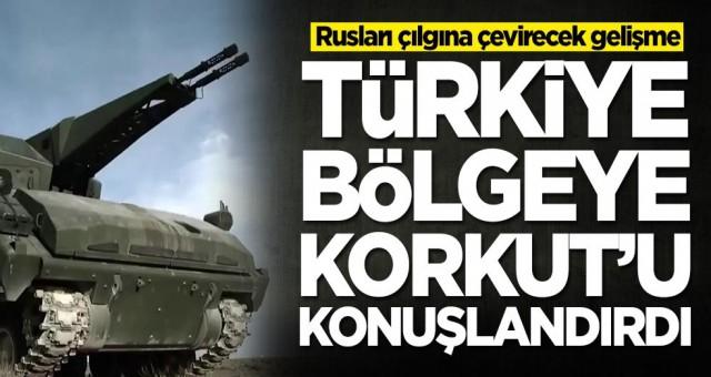 Rusları çıldırtacak gelişme! Türkiye KORKUT'u yerleştirdi