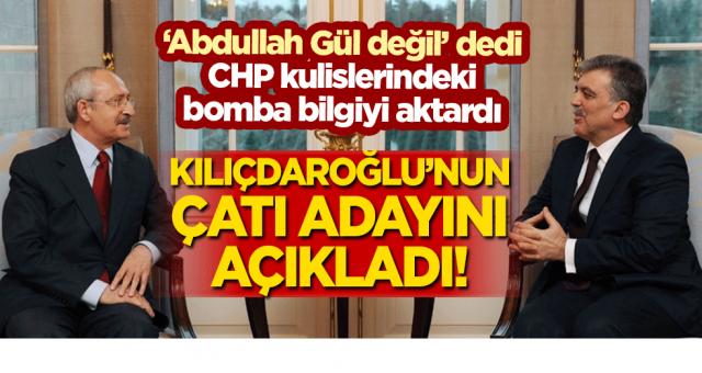 İşte CHP'nin cumhurbaşkanı adayı Ali Babacan