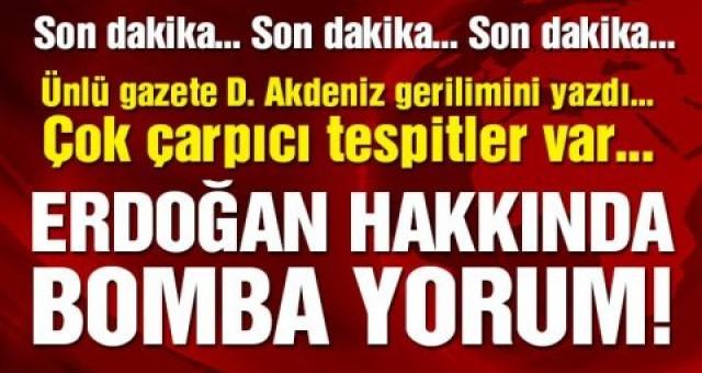 İngiliz Finansal Time gazetesinin Başkan Erdoğan analizi