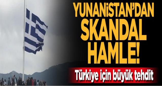 Türkiye için büyük tehdit! Yunanistan Ege'deki adaları askeri üsse dönüştürdü