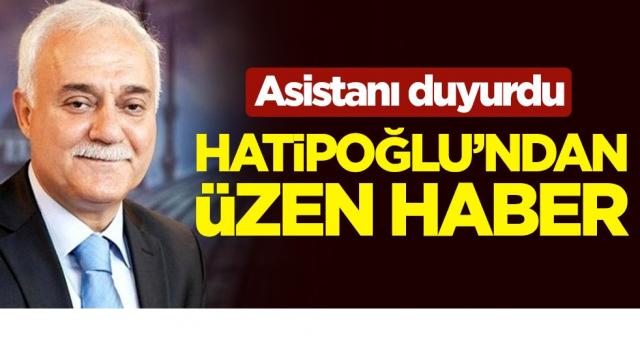 Asistanı Nihat Hatipoğlu ile ilgili üzen haberi duyurdu!