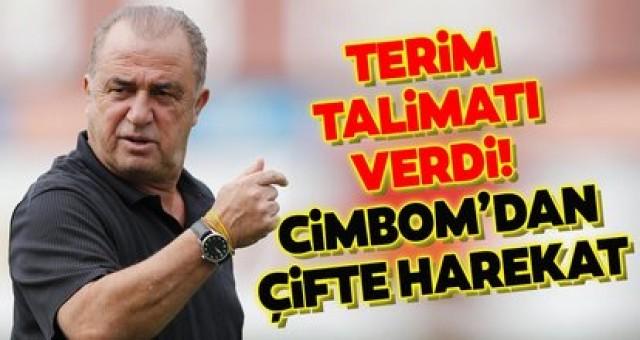 Fatih Terim talimatı verdi! Galatasaray'dan çifte transfer harekatı