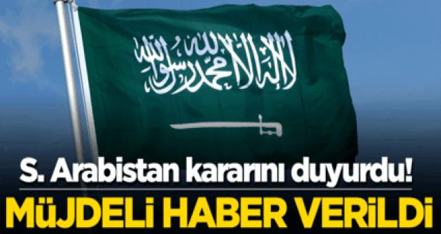 Suudi Arabistan'dan umre kararı! Tarih belli oldu