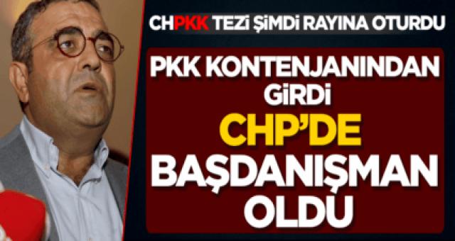 CHP'li Sezgin Tanrıkulu Kılıçdaroğlu'nun başdanışmanı oldu