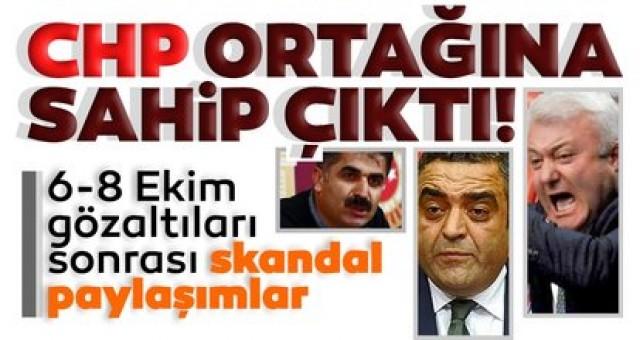 CHP HDP'nin, ve Terör örgütünün hamiligine soyundu