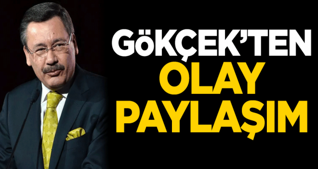 Melih Gökçek'ten Kemal Kılıçdaroğlu'nu madara eden resim