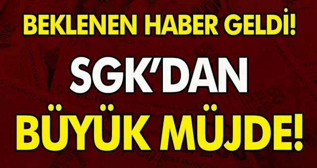 SGK Müjdeyi verdi, vatandaşlar başvuru yarışına girdi! Prim borçlarında yapılandırma ve kartla ödeme dönemi başlıyor…