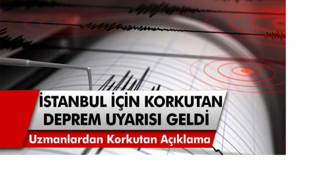 Uzmanlardan son dakika açıklaması… İstanbul depremi olabilir uyarısı geldi! Fay hatları uyandı, suskun kalsa bile sessizliğini koruyamayacak…