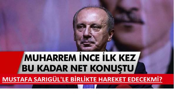 Muharrem İnce CHP'ye Her Gün Yeni Bir Skandal Duyulması Konusunda Tepki Gösterdi!