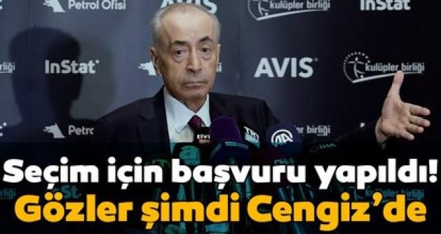 Yazı yollandı gözler Mustafa Cengiz'de