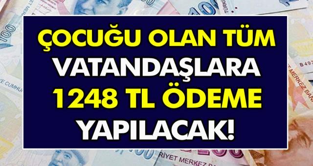 İhtiyaç sahibi ve çocuğu okuyan tüm vatandaşlara bakanlık tarafından 1248 TL ödeme yapılacak! SED başvuruları başladı…