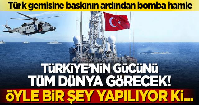 Türkiye ve KKTC'den gövde gösterisi 2021 yılında göreve başlıyor