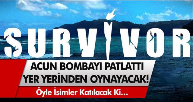 Acun Ilıcalı'dan bomba açıklama! 2021 Survivor yarışmacıları belli oldu mu? Survivor'da bu sene kimler olacak?