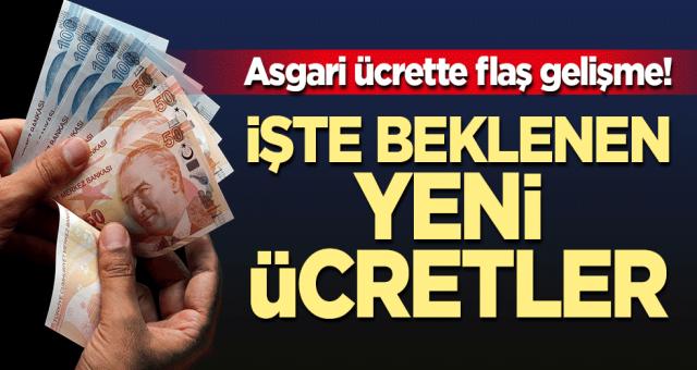 Milyonların beklediği karar alındı… 2021 Asgari ücret zammı ne zaman açıklanacak? Asgari ücret ne kadar oldu?