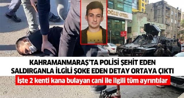 Cinayet Şüphelisi, Bir Polisin Şehit Olmasına Neden Oldu!