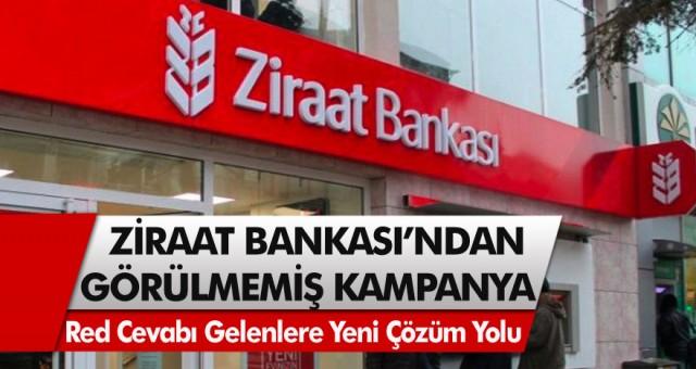 Ziraat Bankası'ndan müjde! 6 ay geri ödemesiz kredi kampanyası yayınlandı! Milyonlarca vatandaşa verilecek…