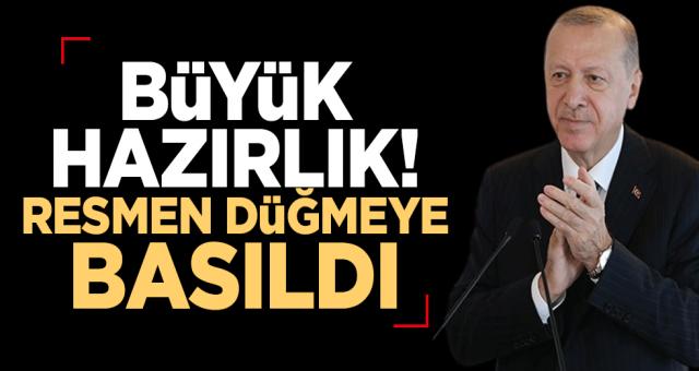 AK Parti'de büyük değişim! Resmen düğmeye basıldı