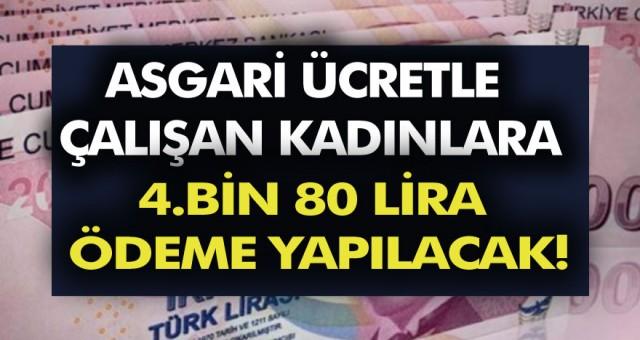 Asgari ücretlilere büyük müjde! 5 bin 841 tl ödeme yapılacak