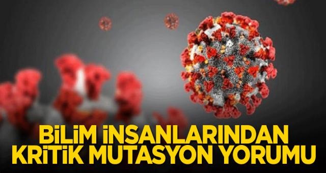Mutasyon'a uğrayan Corona virüs daha tehlikli olmaya başladı! Bilim insanları çok dikkat edilmeli diyerek uyardi