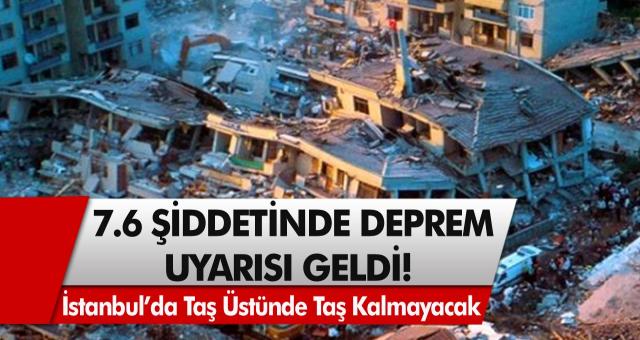 Nüfusun Yarısı Hayatını Kaybedecek! Ahmet Ercan'dan Korkutan İstanbul Depremi Açıklması…