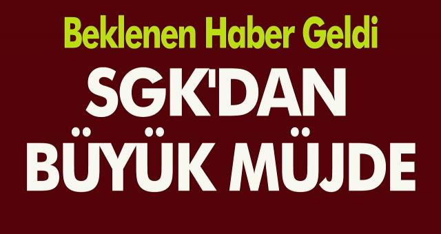 SGK'dan Flaş Açıklama! : Bağkur ve SSK'lılara zam yapılacak Hesaplara yatmaya başladı…