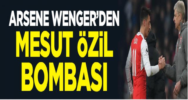 Arsene Wenger'den Mesut Özil açıklaması: Ocak ayının en iyisi