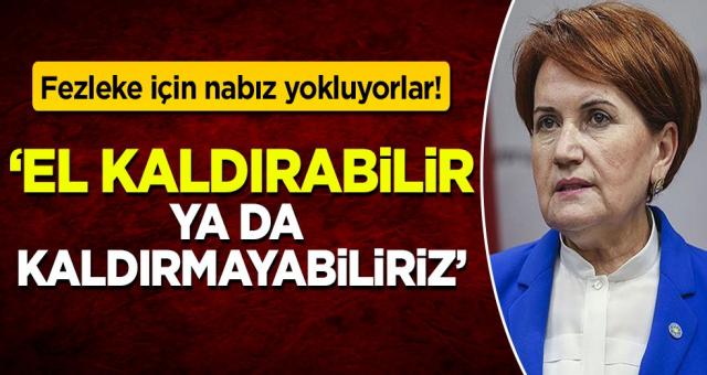 İP, HDP'li vekillerin fezlekeleri konusunda kamuoyunun nabzını ölçtü: El kaldırabilir ya kaldırmayabiliriz'