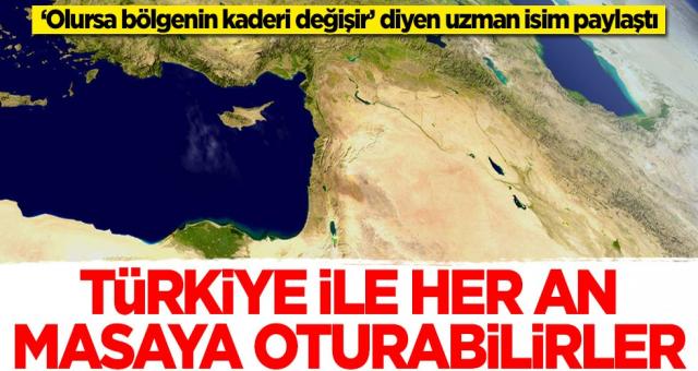 İlhan Sağsen ilk kez paylaştı! 'Mısır, Türkiye anlaşırsa kendini kurtaracak'