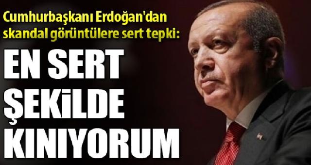 Cumhurbaşkanı Erdoğan'dan kadına şiddet tepkisi!